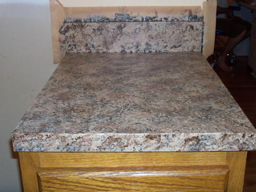 Giani Countertop Paint Vs Rustoleum : transformations giani vs rustoleum countertop giani granite photos