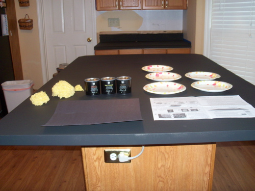 Diy Kitchen Renovations Resurface Countertops