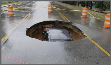 CarSinkhole