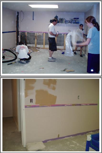 Bsmt Renovation 2
