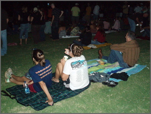 Toby Keith concert 9/11/08